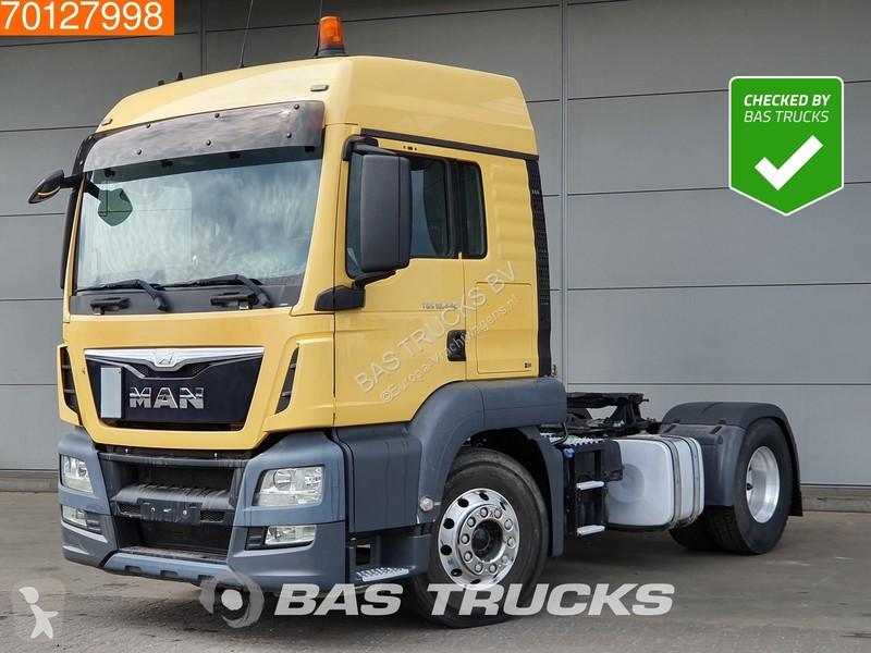 Voir les photos Tracteur MAN TGS 18.440 LX