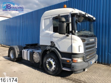 Scania P 420 tractor unit used