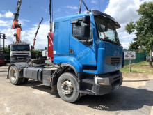tracteur Renault LANDER 450 DXI - MANUAL ZF + -500.000km - HYDRAULIQUE PTO- GRAND PONT REDUCTEUR / HYDRAULICS PTO + BIG AXLE HUB REDUCTI