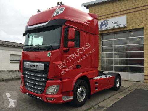View images DAF XF 480 tractor unit