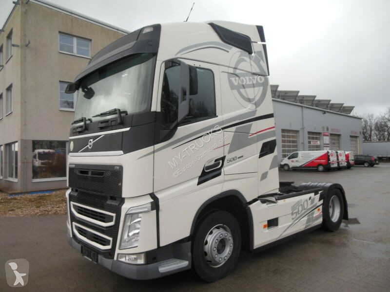 View images Volvo FH13 500 tractor unit