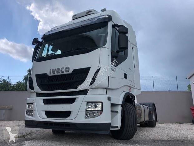 Voir les photos Tracteur Iveco Stralis 480