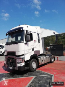 Cap tractor Renault Trucks T High transport periculos / Adr second-hand