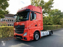 Used exceptional transport tractor unit Mercedes ACTROS 1843 GigaSpace/Retarder / LowLiner 000231