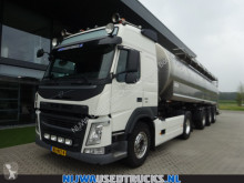 Volvo FM 410 tractor-trailer used tanker