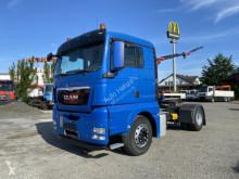 tracteur MAN TG-X Deutsch, Schalter