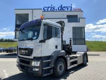 Tracteur occasion MAN 18.360 4x4H Hydrodrive | HMF 1820 | Euro 5 Intar