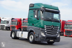 nc MERCEDES-BENZ - ACTROS / 1845 / MP 4 / EURO 6 / ACC / PEŁNY ADR tractor unit