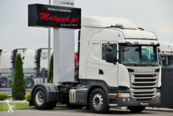 tracteur Scania R 450 / RETARDER / EURO 6/ KIPPER HYDRAULIC /