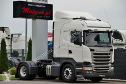 ciągnik siodłowy Scania R 450 / RETARDER / EURO 6/ KIPPER HYDRAULIC /ALU
