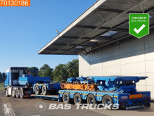Ensemble routier porte containers Scania R 560