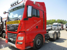 MAN TGX 33.540 tractor unit used