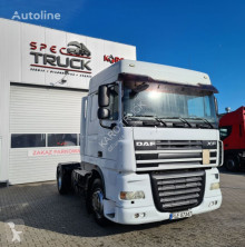 Влекач DAF XF 105 510, Steel /Air, Automat, Tipper Hydraulic, Euro 5
