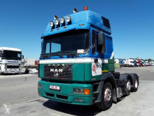 MAN 26.463 tractor unit used