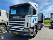 tracteur Scania L124-360 MANUEAL GEARBOX 3+3