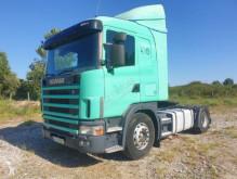 trekker Scania 114-380 MANUEL-GEARBOX 3+3