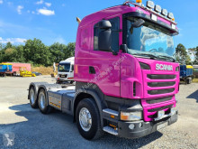 Tracteur Scania SZM R 480 6x4 Euro 5 occasion