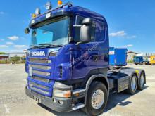 tracteur Scania R 480 Euro 5 Nebenantrieb