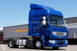 Renault Premium 450 DXI tractor unit used low bed