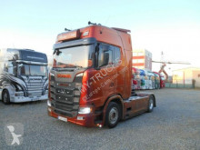 Nyergesvontató Scania S használt