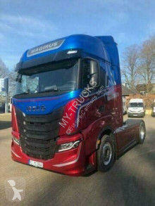 Iveco tractor unit S-Way 480 Standklima / Leasing