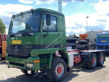 тягач Mercedes 3348 Heavy Duty Tractor V8 EPS Full Steel Good Condition