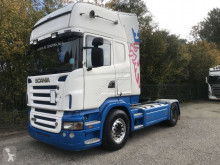Tweedehands trekker Scania R 500
