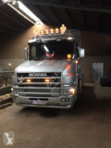 Tracteur Scania Torpedo occasion