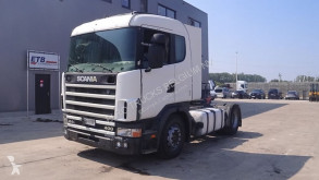 tracteur Scania 114 - 340 (MANUAL GEARBOX / BOITE MANUELLE)