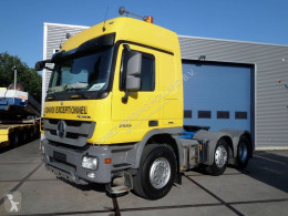 Mercedes Actros 2555 tractor unit used