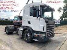 Tahač Scania G 420 použitý