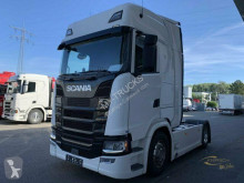 Scania S 500 tractor unit used