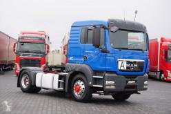 Traktor MAN TGS - / 18.440 / 4 X 4 / E 5 / UAL / HYDRAULIKA brugt