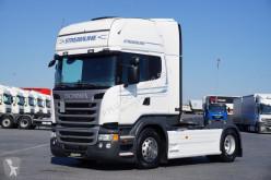 Tahač Scania E - 450 / 6 / ACC / BZ GR / RTARDR / TOPLIN použitý