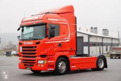 Tahač Scania E - 450 / 6 / ACC / BZ GR / RTARDR / HIGHLIN použitý