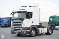 Cabeza tractora Scania R - 420 / ETADE / HIGHLINE / OPTICUISE usada