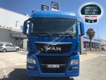 Cabeza tractora MAN TGX 18.440 4X2 BLS, Aire estático usada