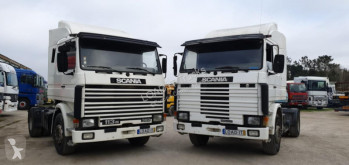 Tractor Scania 113