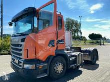 Nyergesvontató Scania G 440 Kipphydraulik használt
