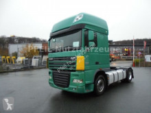 DAF tractor unit XF105-460 SSC- EEV- INTARDER-2 Tanks