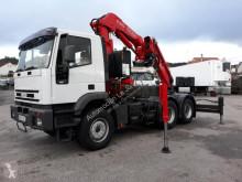Тягач Iveco Eurotrakker MP 720 E 38 HT б/у