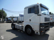 MAN TG 410 A tractor unit used