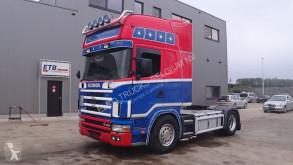 Tracteur Scania 164 - 480 Topline (V8 / MANUAL GEARBOX / BOITE MANUELLE)
