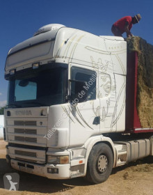 Tracteur Scania R 164 occasion