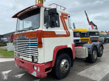Scania 141 MANUAL - FULL STEEL tractor unit used