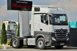 Mercedes ACTROS 1845/ KIPPER HYDRAULIC SYSTEM / ACC / E 6 tractor unit used