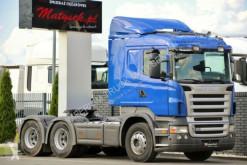 Tahač Scania R 480 / 6X4 / RETARDER / HYDRAULIC SYSTEM/70 TON použitý