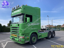 Cabeza tractora Scania 164 480 usada