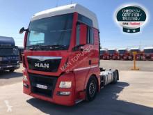 Used tractor unit MAN TGX 18.480 4X2 LLS-U + intarder