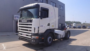 Traktor Scania 114 - 380 (MANUAL GEARBOX / BOITE MANUELLE) brugt